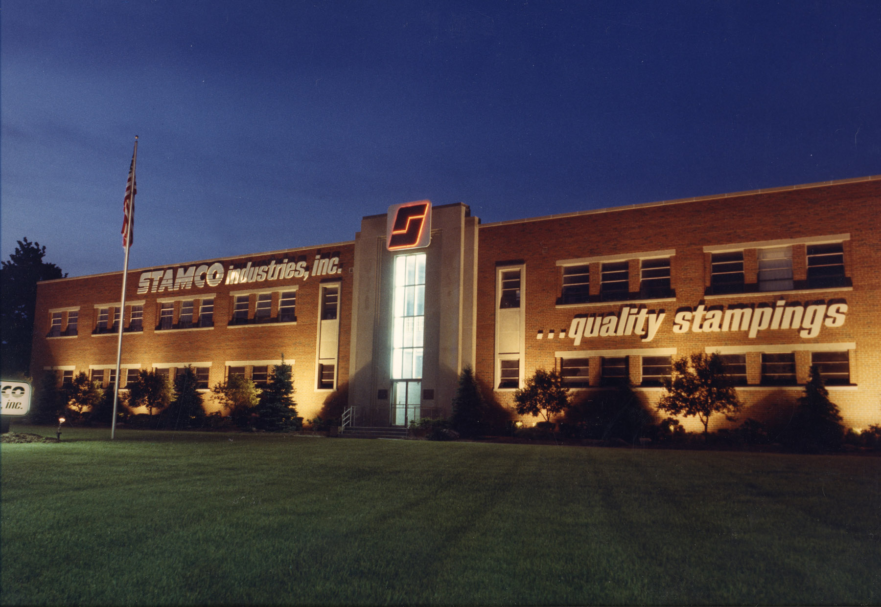 Stamco Industries logo